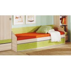 Кровать с 2-мя ящиками «Киви» ПМ-139.02